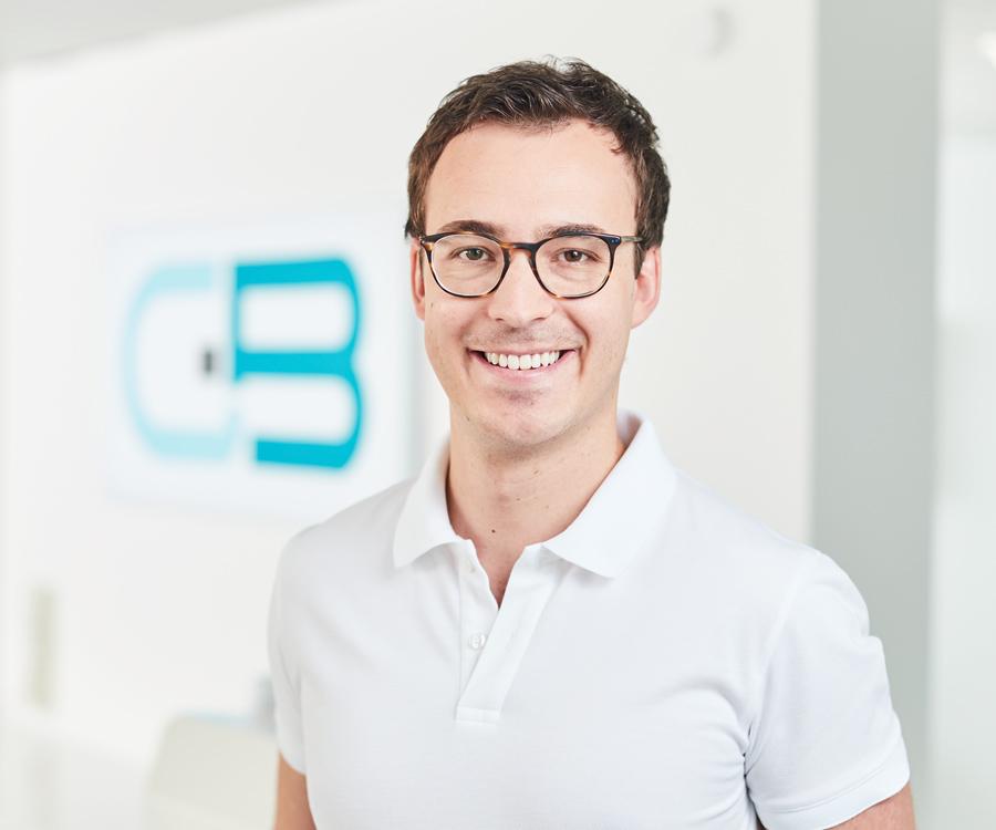 Zahnarzt Dr. Gregor Bühler, MSc